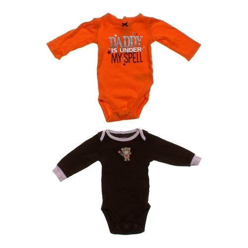 Carter's Long Sleeve Bodysuit Set in size NB at up to 95% Off - Swap.com