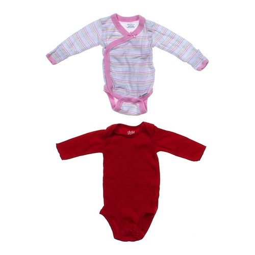 Gerber Long Sleeve Bodysuit Set in size NB at up to 95% Off - Swap.com