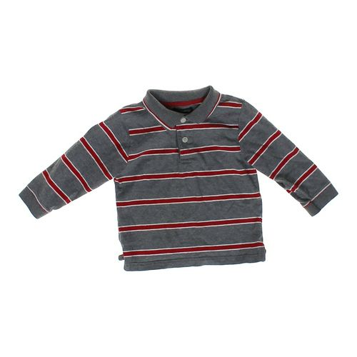 The Children's Place Long Sleeve Polo in size 24 mo at up to 95% Off - Swap.com