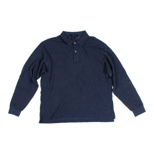 Cremieux Long Sleeve Polo Shirt in size L at up to 95% Off - Swap.com