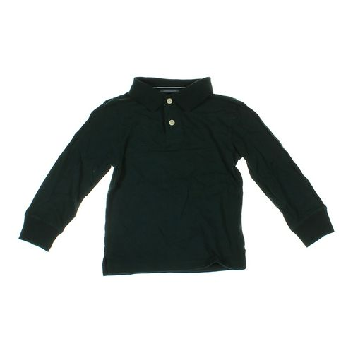 The Children's Place Long Sleeve Polo Shirt in size 4/4T at up to 95% Off - Swap.com