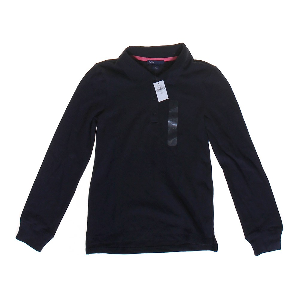 Gap Kids Long Sleeve Polo Shirt Online Consignment
