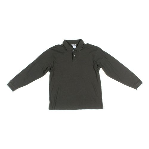 Izod Long Sleeve Polo Shirt in size L at up to 95% Off - Swap.com