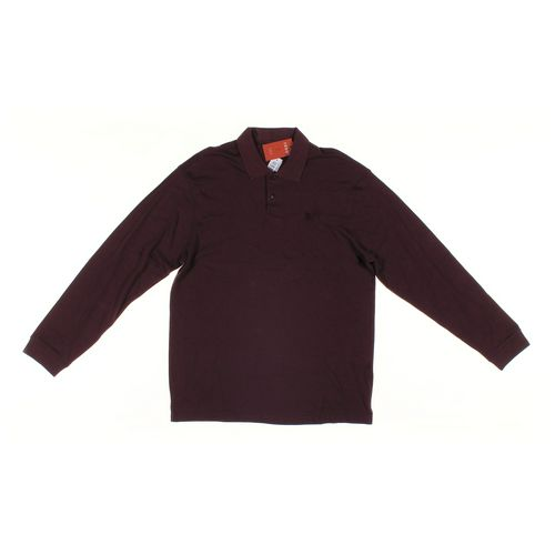 Izod Long Sleeve Polo Shirt in size XL at up to 95% Off - Swap.com