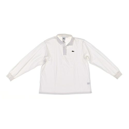 Lacoste Long Sleeve Polo Shirt in size L at up to 95% Off - Swap.com