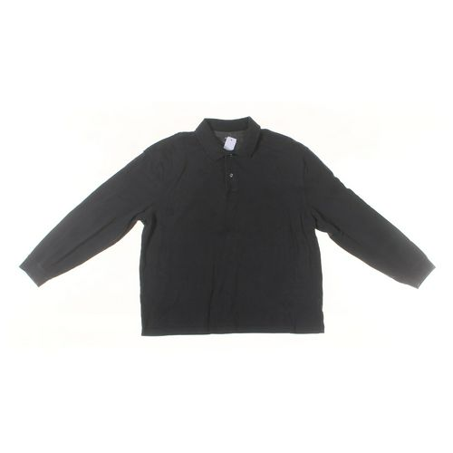 St. John's Bay Long Sleeve Polo Shirt in size L at up to 95% Off - Swap.com