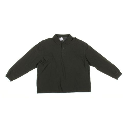St. John's Bay Long Sleeve Polo Shirt in size XL at up to 95% Off - Swap.com