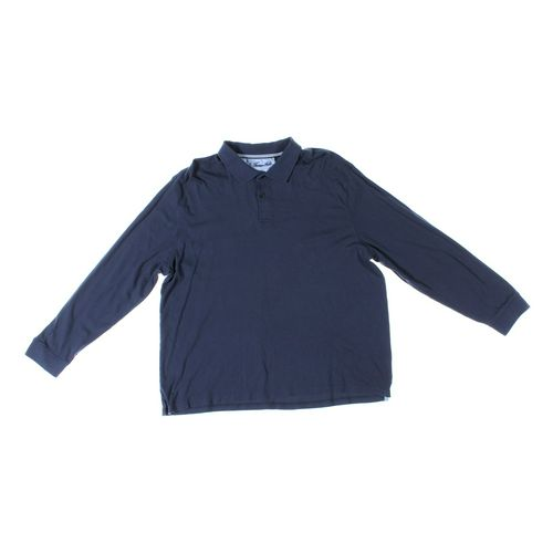 Tasso Elba Long Sleeve Polo Shirt in size XXL at up to 95% Off - Swap.com