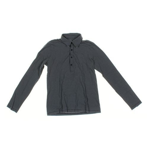 ZARA Long Sleeve Polo Shirt in size L at up to 95% Off - Swap.com