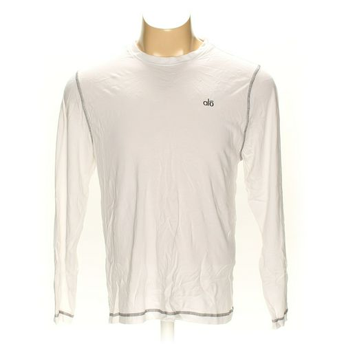 Alo Yoga Long Sleeve Shirt in size XXL at up to 95% Off - Swap.com