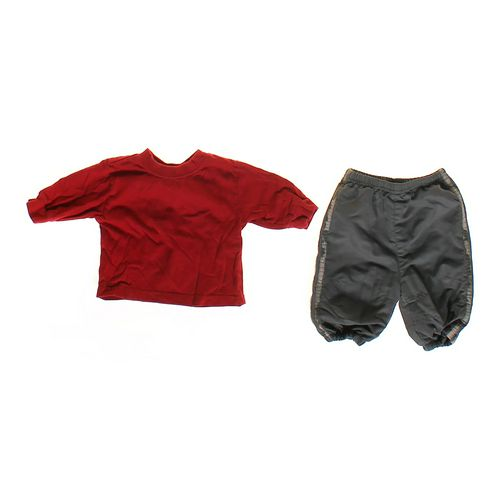Miniwear Long Sleeve Shirt & Athletic Pants in size NB at up to 95% Off - Swap.com
