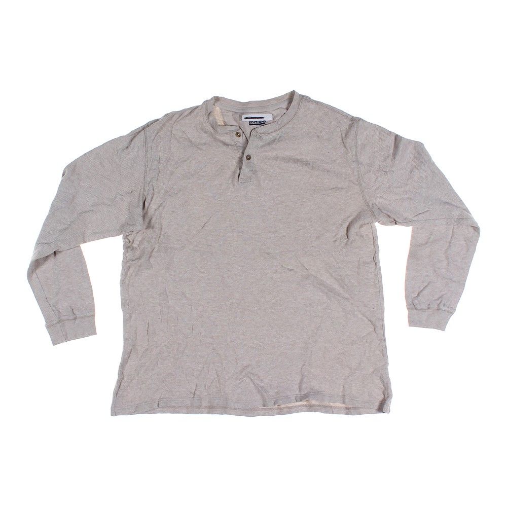 71883eb1 Basic Editions Long Sleeve Shirt in size XL at up to 95% Off - Swap