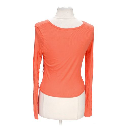 Body Central Long Sleeve Shirt in size XL at up to 95% Off - Swap.com