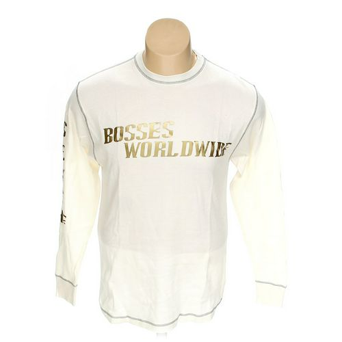 Bosses Worldwide Long Sleeve Shirt in size XL at up to 95% Off - Swap.com