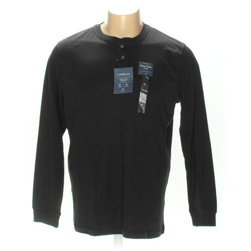 Croft & Barrow Long Sleeve Shirt in size XL at up to 95% Off - Swap.com