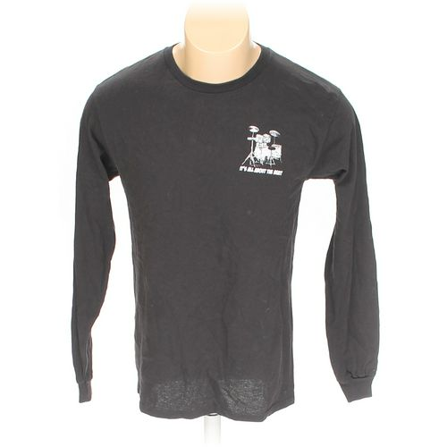 Delta Pro Weight Tees Long Sleeve Shirt in size M at up to 95% Off - Swap.com