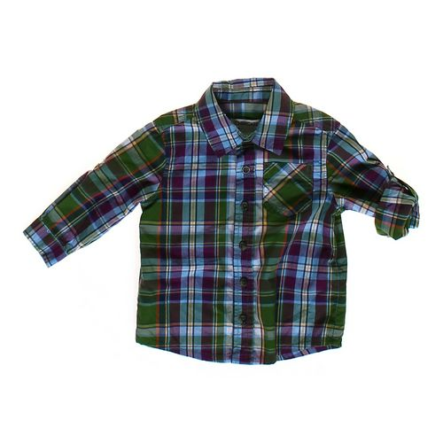 Cherokee Long Sleeve Shirt in size 18 mo at up to 95% Off - Swap.com