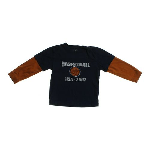 J. Khaki Long Sleeve Shirt in size 4/4T at up to 95% Off - Swap.com
