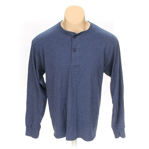Hanes Long Sleeve Shirt in size L at up to 95% Off - Swap.com