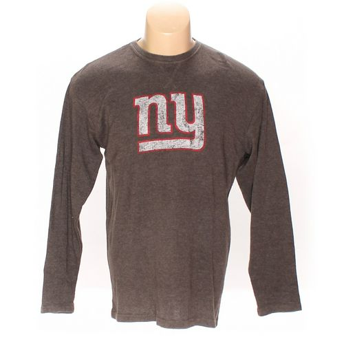 NFL Team Apparel Long Sleeve Shirt in size M at up to 95% Off - Swap.com