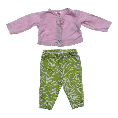Carter's Long Sleeve Shirt & Pants Set in size 3 mo at up to 95% Off - Swap.com