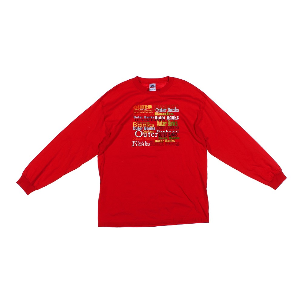 c4ee062bef8a Alstyle Long Sleeve T-shirt in size XL at up to 95% Off -