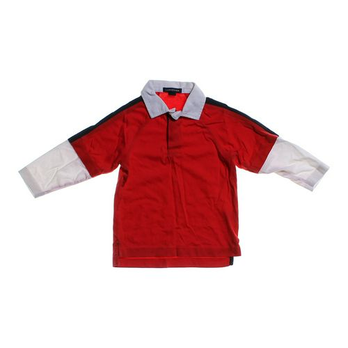Lands' End Longsleeve Polo in size 4/4T at up to 95% Off - Swap.com