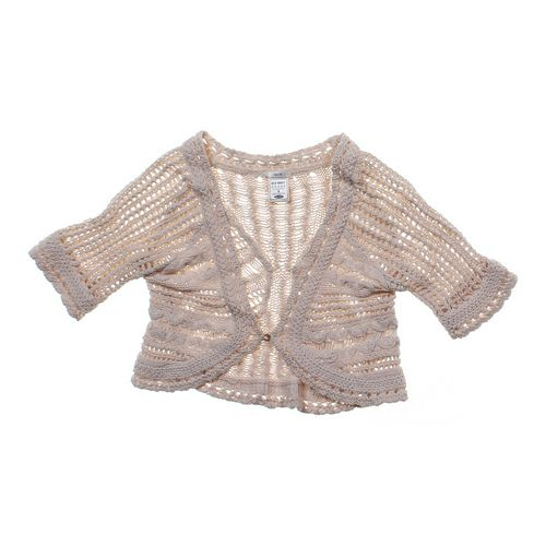 Old Navy Loose Knit Cardigan in size JR 3 at up to 95% Off - Swap.com