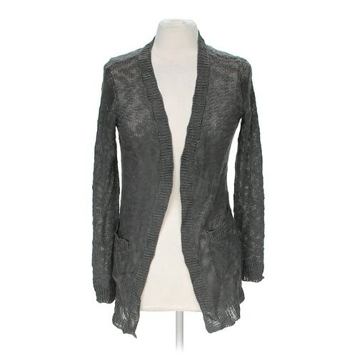Say What? Loose Knit Cardigan in size JR 7 at up to 95% Off - Swap.com