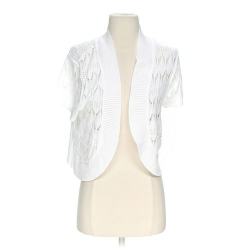 NY Collection Loose Knit Cardigan in size S at up to 95% Off - Swap.com