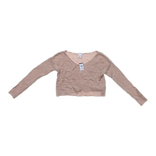 Say What? Loose Knit Crop Sweater in size JR 3 at up to 95% Off - Swap.com
