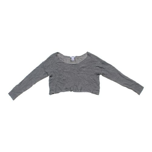 Say What? Loose Knit Cropped Sweater in size JR 15 at up to 95% Off - Swap.com