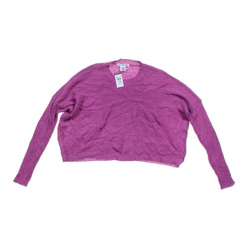 Say What? Loose Knit Cropped Sweater in size JR 7 at up to 95% Off - Swap.com