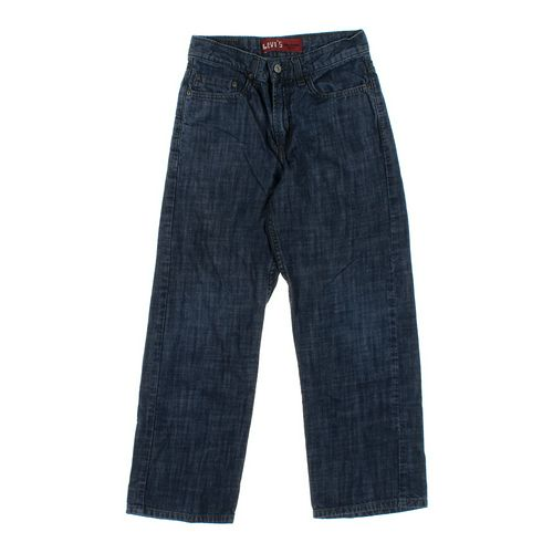Levi's Loose Straight Jeans in size 14 at up to 95% Off - Swap.com