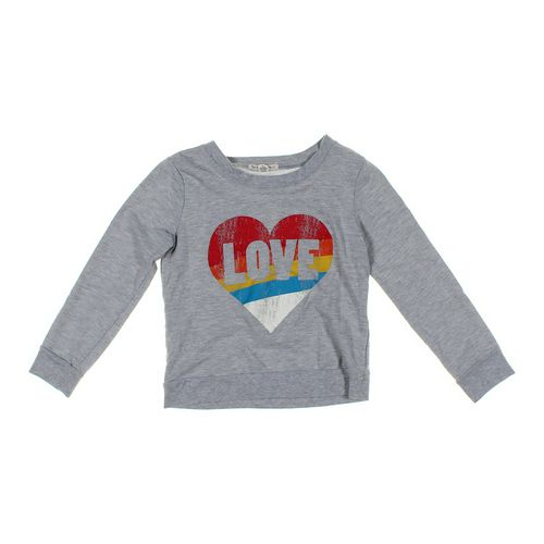 """Derek Heart """"Love: Follow Your Heart"""" Sweater in size 14 at up to 95% Off - Swap.com"""