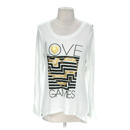 "Modern Lux Juniors ""Love Games"" in size M at up to 95% Off - Swap.com"