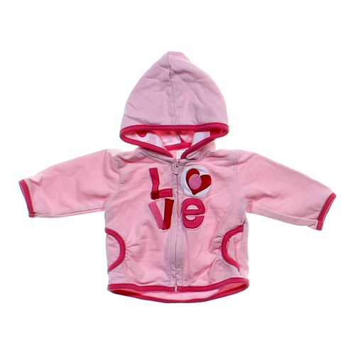 "Just One You ""Love"" Hoodie in size 3 mo at up to 95% Off - Swap.com"