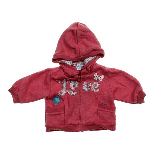 "The Children's Place ""Love"" Hoodie in size 3 mo at up to 95% Off - Swap.com"
