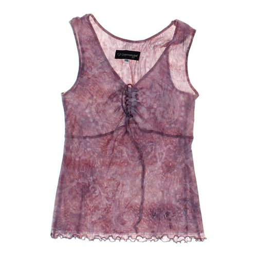 Cinnamon Girl Lovely Tank Top in size JR 0 at up to 95% Off - Swap.com