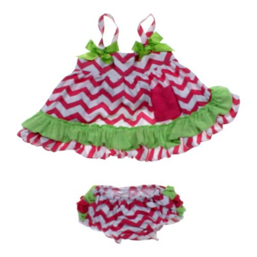 Low-high Shirt & Bloomer Set in size 9 mo at up to 95% Off - Swap.com