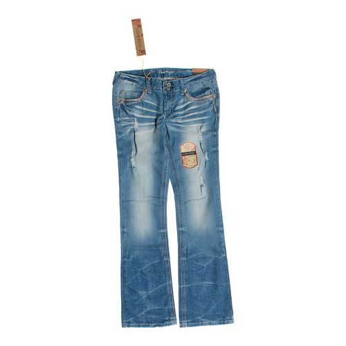 Amethyst Low-rise Slim Boot Jeans in size JR 11 at up to 95% Off - Swap.com