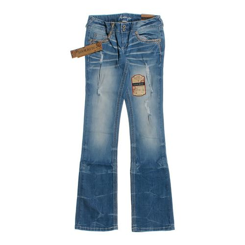 Amethyst Low-rise Slim Boot Jeans in size JR 3 at up to 95% Off - Swap.com