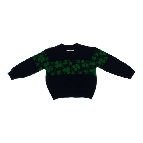 What's Next Lucky Clover Sweater in size 4/4T at up to 95% Off - Swap.com