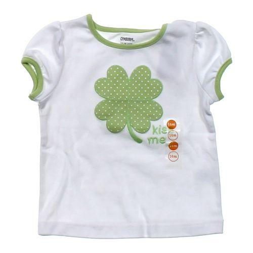 Gymboree Lucky Shirt in size 12 mo at up to 95% Off - Swap.com