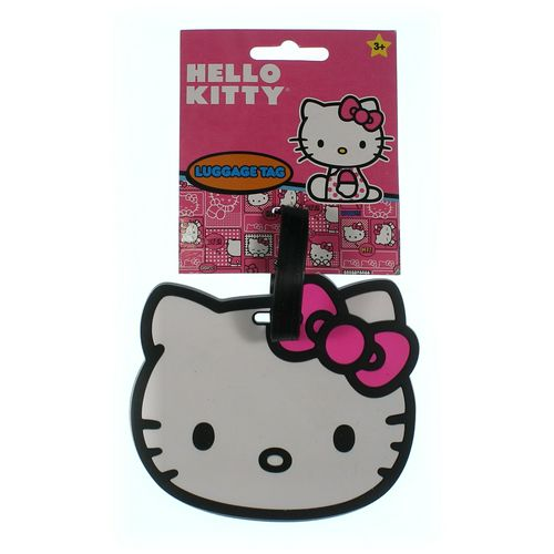 Hello Kitty Luggage Tag at up to 95% Off - Swap.com