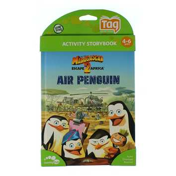 Madagascar 2 Air Penguin Activity Storybook for Sale on Swap.com