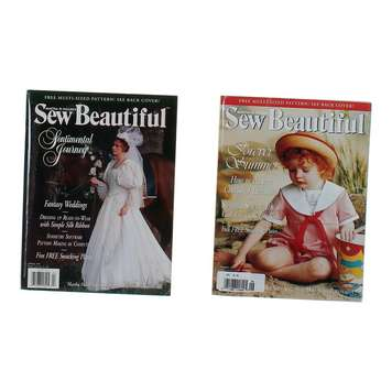 Magazine Sew Beautiful for Sale on Swap.com