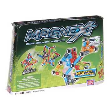MagNext Deluxe Play Set for Sale on Swap.com