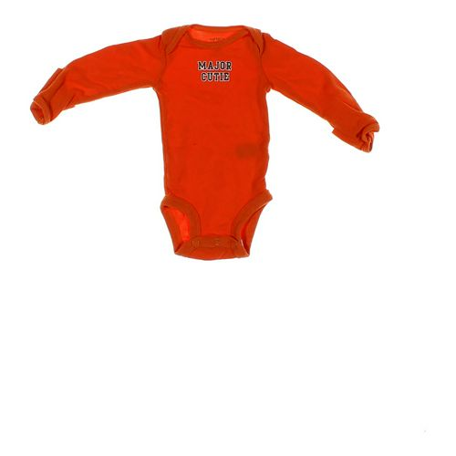 """Carter's """"Major Cutie"""" Bodysuit in size NB at up to 95% Off - Swap.com"""