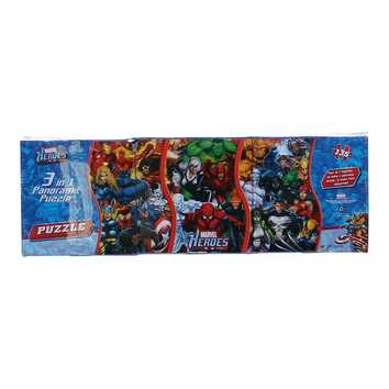 Marvel 3 in 1 Panoramic Puzzle for Sale on Swap.com